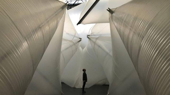 Una instalación monumental de Sergio Prego ocupará el espacio central del Dos de Mayo