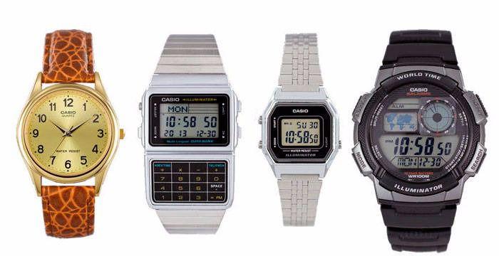 Relojes Casio 10 Modelos Para Tener El Tiempo En Tus