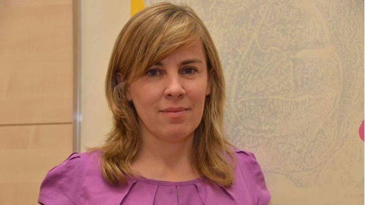 Ana García D'Atri, hasta ahora, diputada del PSOE en la Asamblea de Madrid