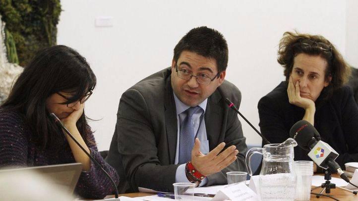 Carlos Sánchez Mato, concejal de Economía y Hacienda del Ayuntamiento de Madrid.
