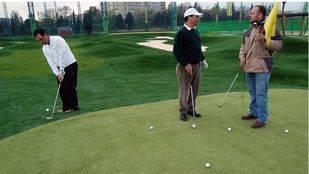 Instalaciones de golf del Canal de Isabel II