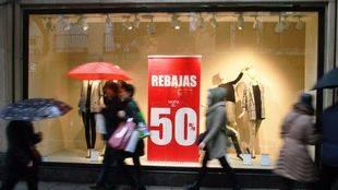 Las rebajas traerán casi 13.000 contratos a Madrid