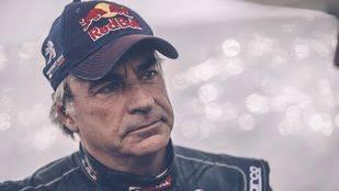 Carlos Sainz abandona el Dakar tras un aparatoso accidente
