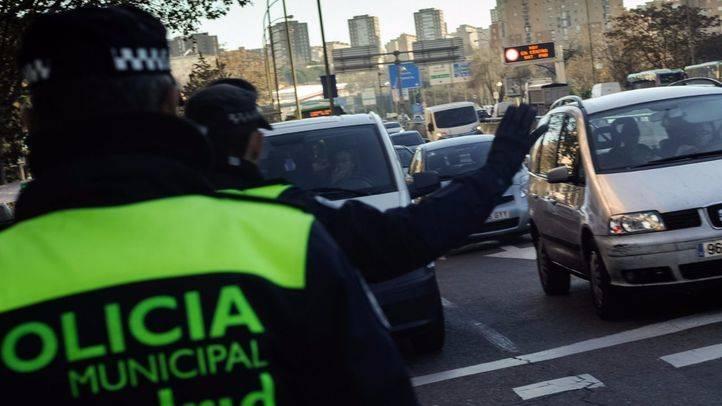 La Policía Municipal rebaja su tiempo de reacción a los ocho minutos en nueve de cada diez urgencias