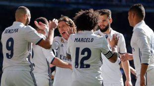 El Real Madrid iguala la mejor racha sin perder del fútbol español: 39 partidos