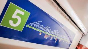 Metro cerrará la línea 5 entre el mes de julio y agosto
