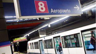 Tres líneas especiales de autobuses sustituirán a la línea 8 de Metro