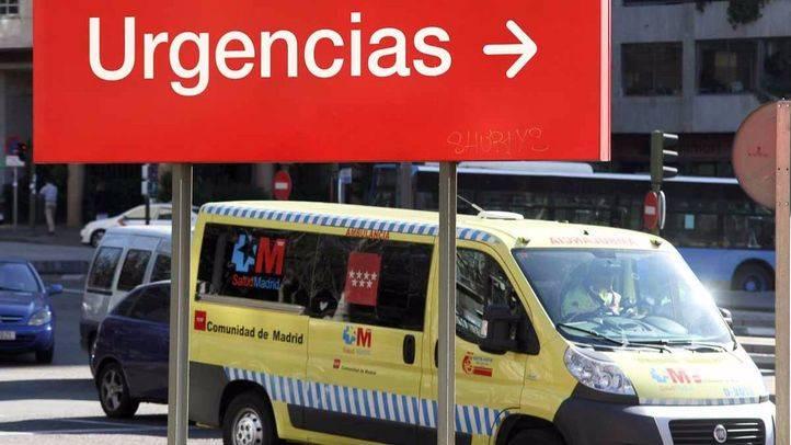Satse denuncia que la gripe colapsa las Urgencias de 'muchos' hospitales de Madrid