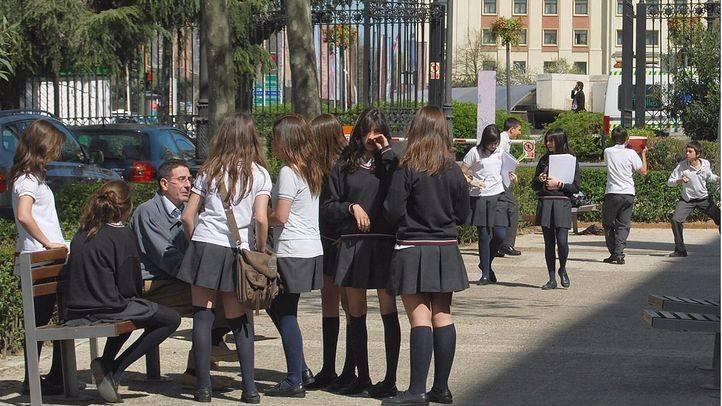 Madrid fija por primera vez ratios mínimas para los conciertos educativos