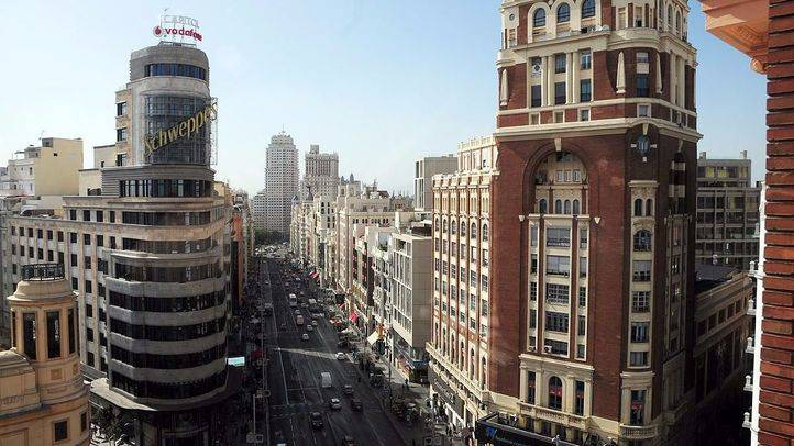 El Palacio de la Prensa, un tesoro del patrimonio arquitectónico de Madrid