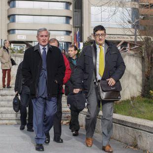 Suspendido hasta este miércoles el juicio del 'caso Guateque'