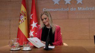 Madrid tendrá una nueva ley de protección de víctimas del terrorismo