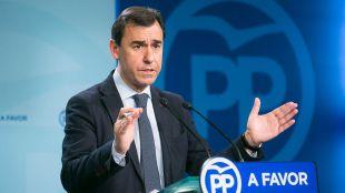 Fernando Martínez-Maillo, vicesecretario de Organización del PP