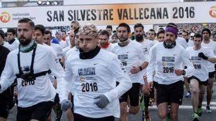 Carrera popular San Silvestre Vallecana 2016. (Archivo)