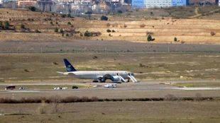 Una falsa amenaza de bomba obliga a desalojar a los pasajeros de un vuelo entre Madrid y Berlín