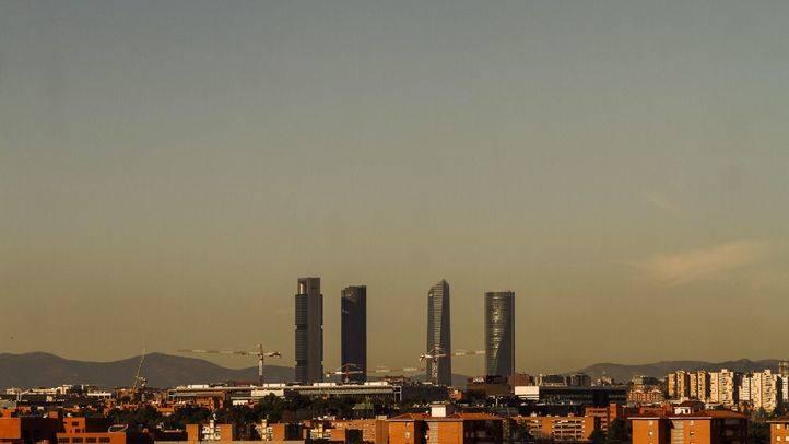 Madrid mejora la calidad del aire en 2016 pero sigue lejos de cumplir la normativa