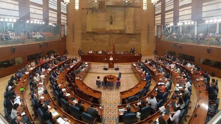 La Asamblea elegirá al director de Telemadrid con los votos de PP, PSOE y Ciudadanos