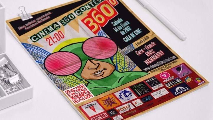 El Cinema 360 Contest se celebra este sábado día 14
