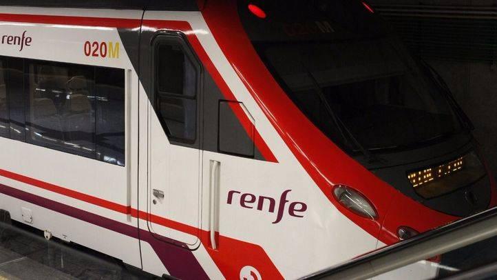 Arranca un mes de obras nocturnas en la estación de Renfe de Delicias