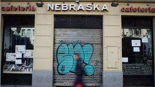 Las cafeterías Nebraska echan el cierre en Madrid