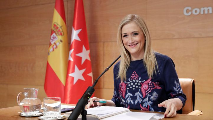 Unanimidad en la Gestora del PP madrileño: Cifuentes llevará el 'un militante un voto' al Congreso Nacional