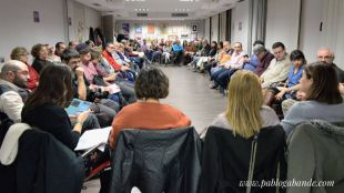 Cinco dimisiones sacuden la dirección de Podemos en 'Sanse'