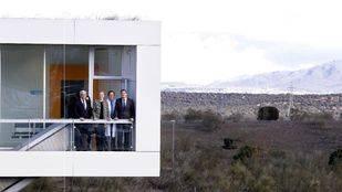 Nuevo centro de salud de La Marazuela, en Las Rozas