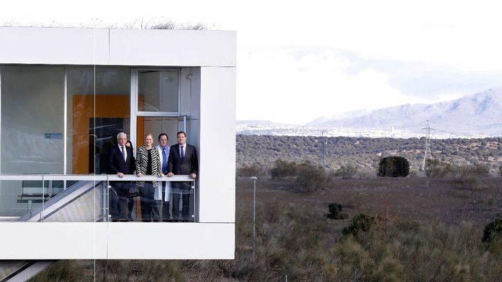 Inaugurado el nuevo centro de salud de Las Rozas, que empezará a funcionar el lunes