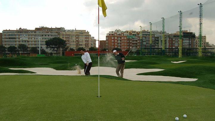El campo de golf de Chamberí gana una prórroga a la espera de un recurso judicial