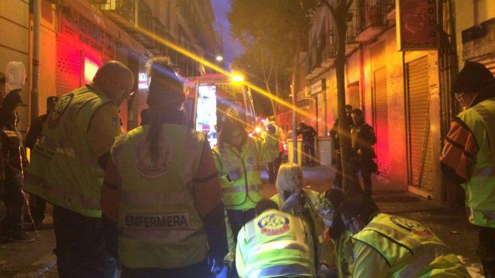 Los servicios de emergencias han intentado reanimar al menor durante media hora