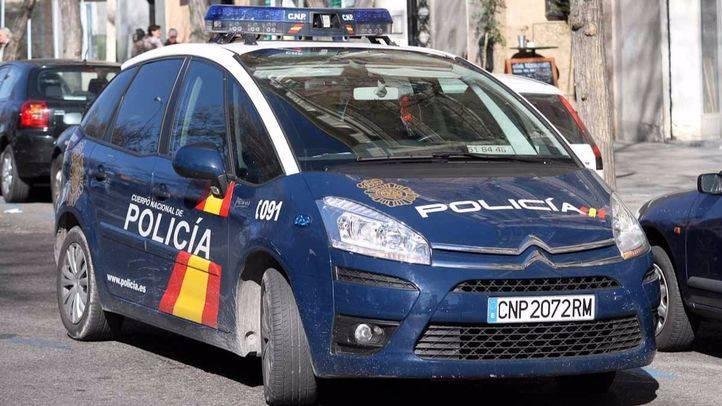 La Policía Nacional desarticula dos bandas especializadas en robos de camiones y alunizajes