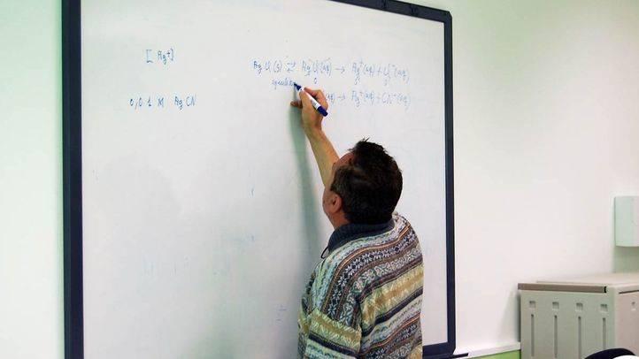 Madrid participará en una evaluación de la OCDE para profesores de matemáticas