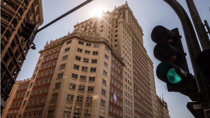 El hotel del Edificio España se abrirá en dos años