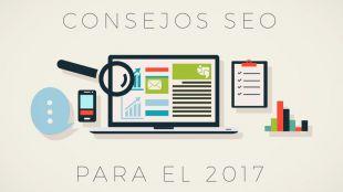 Consejos SEO para mejorar tu posicionamiento web en 2017