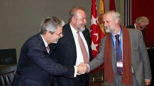 """Cueto reafirma la """"vocación"""" de Madrid para ser la capital Iberoamericana en Europa"""