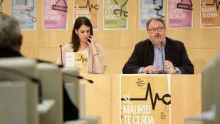 Rita Maestre y Javier Barbero