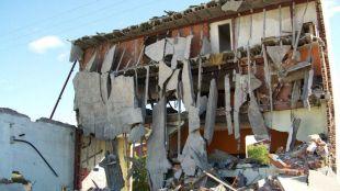 El 'Sarajevo de Getafe' alberga un foco de amianto, según CCOO