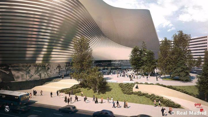 El Real Madrid construirá finalmente un hotel con vistas al campo en el nuevo Bernabéu