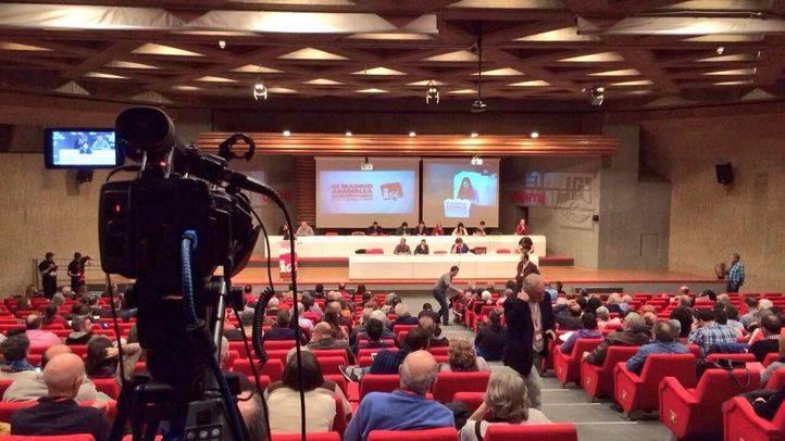 Asamblea constituyente de IU Madrid (Archivo)