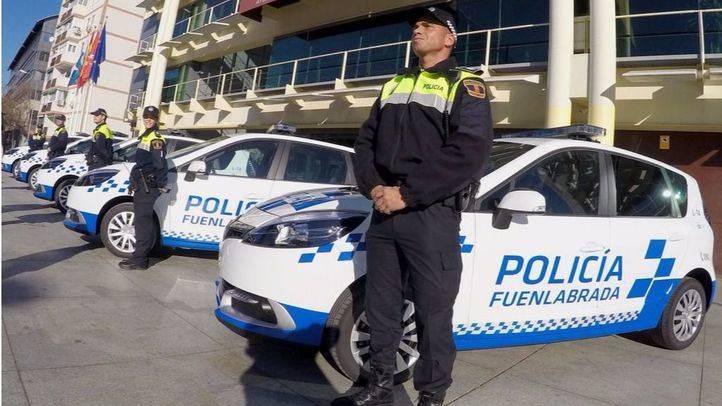 Policía de Fuenlabrada. (Archivo)