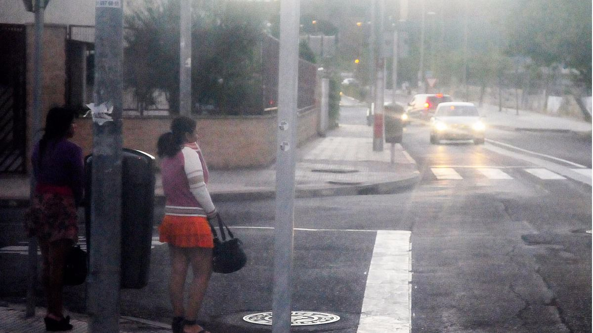 prostitutas tokio prostitutas poligono