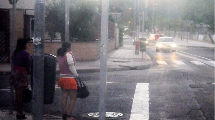 La Policía apaga en un trimestre 401 hogueras de las prostitutas de Marconi