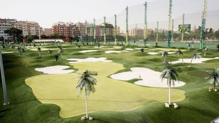 El campo de golf de Chamberí cesa sus actividades a finales de este mes y despide a sus empleados
