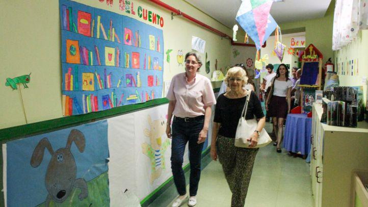 Los alumnos de las escuelas infantiles del Ayuntamiento no podrán beneficiarse de becas ni de recursos educativos de la Comunidad