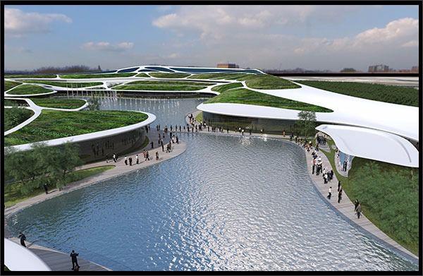 Avanza el proyecto de un macrocentro comercial junto a Barajas