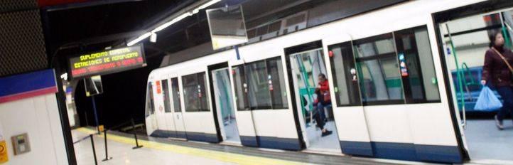 La línea 8 de Metro cerrará, por obras, sus ocho estaciones desde este jueves