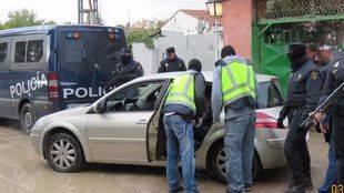 La Policía Nacional desarticula en Madrid   una célula terrorista yihadista activa que   estaba dispuesta a atentar en la capital