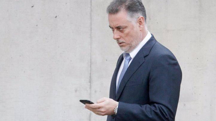 Gürtel: López Viejo se niega a declarar sobre sus cuentas en Suiza