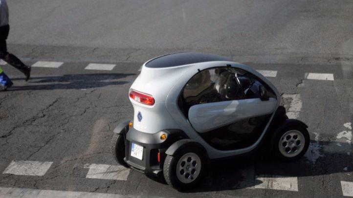 Madrid tendrá al menos quince puntos de recarga rápida de coches eléctricos en 2019