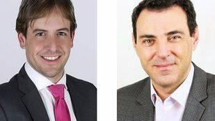 De Las Rozas al 'centro' de España: Bermejo y Brown, a por el liderazgo nacional de C's y UPyD